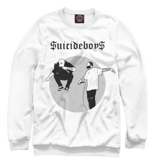 Одежда с принтом $uicideboy$ (948246)