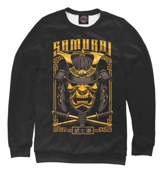 Одежда с принтом Samurai (946671)
