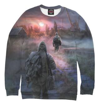 Одежда с принтом S.T.A.L.K.E.R. 2 (234236)