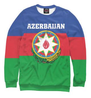 Одежда с принтом Azerbaijan (881054)