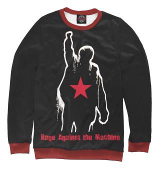 Одежда с принтом Rage Against