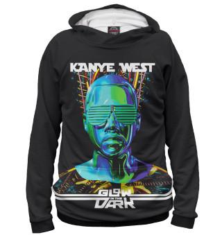 Худи женское Kanye West (6572)