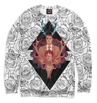 Одежда с принтом Ганнибал (976643)