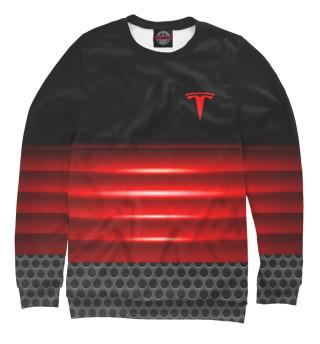 Одежда с принтом Tesla (286409)