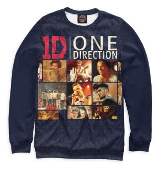 Одежда с принтом One Direction (713554)