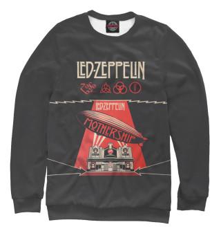 Одежда с принтом Led Zeppelin (114917)
