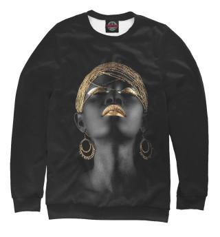 Одежда с принтом Black