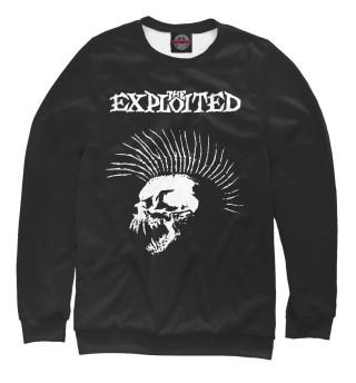 Одежда с принтом The Exploited (605218)