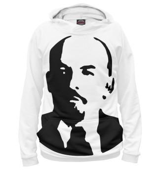 Худи женское Ленин (2493)