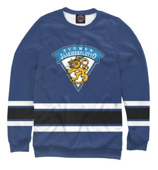 Одежда с принтом Сборная Финляндии (327762)