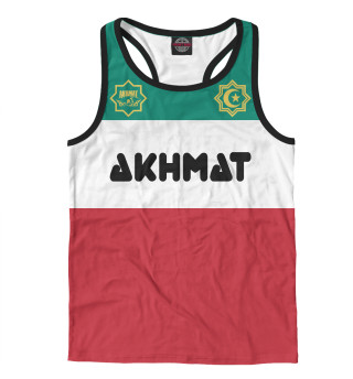 Майка борцовка мужская Akhmat Chechnya
