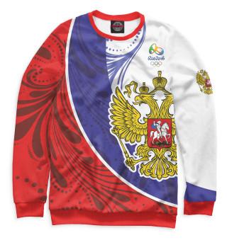 Одежда с принтом Олимпиада Рио-2016 (674675)