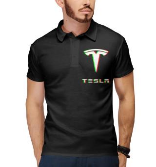 Поло мужское Tesla (8333)