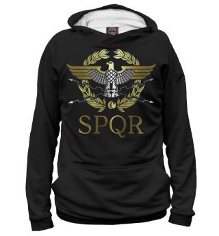 Худи женское SPQR (4641)