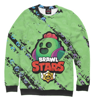 Одежда с принтом Brawl Stars