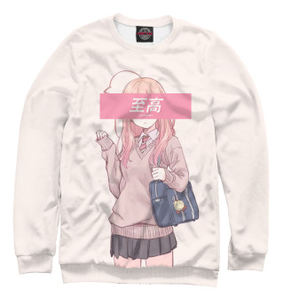 Свитшот  женский Pink (799)
