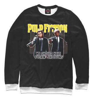 Одежда с принтом Pulp Fiction (криминально чтиво) (132535)