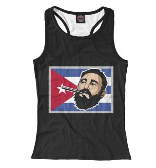 Майка борцовка женская Fidel