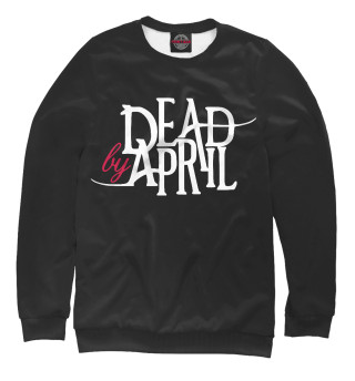 Одежда с принтом Dead by April (706185)