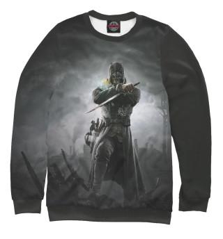 Одежда с принтом Dishonored: Corvo