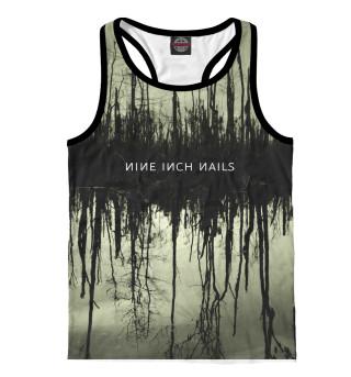 Майка борцовка мужская Nine Inch Nails (7045)