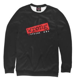 Одежда с принтом Depeche Mode (472880)