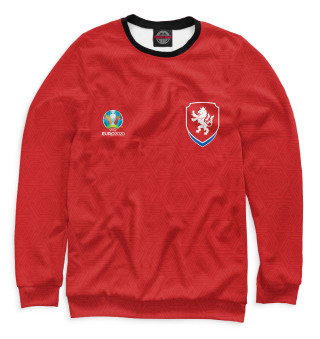 Одежда с принтом Сборная Чехии (202882)