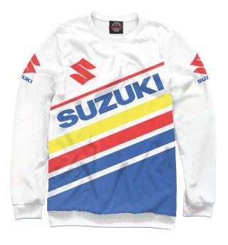 Одежда с принтом Suzuki (235071)
