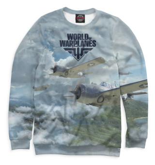 Одежда с принтом World of Warplanes (689577)