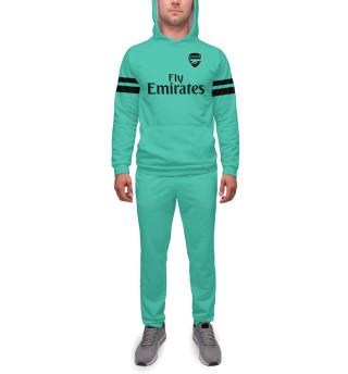 Спортивный костюм  мужской FC Arsenal (5396)