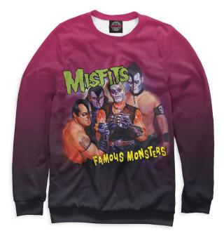Одежда с принтом The Misfits (851546)