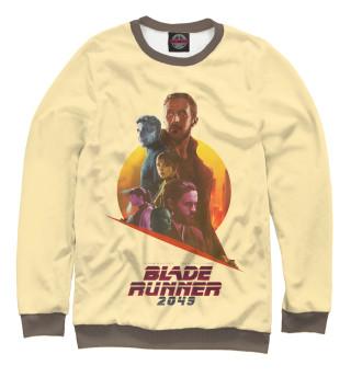 Одежда с принтом Blade runner 2049 (282352)