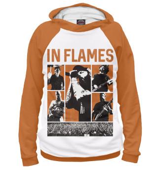 Худи женское In Flames (7106)