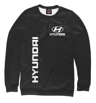 Одежда с принтом Hyundai (825600)