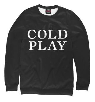 Одежда с принтом Coldplay (727941)