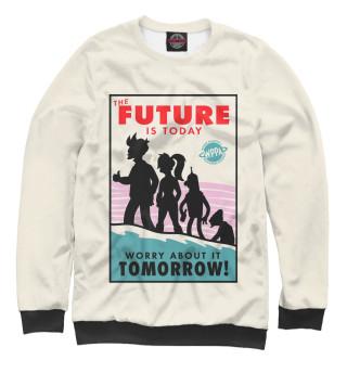 Одежда с принтом Futurama (741071)