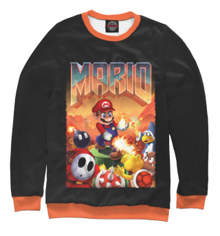 Свитшот  мужской Mario Doom