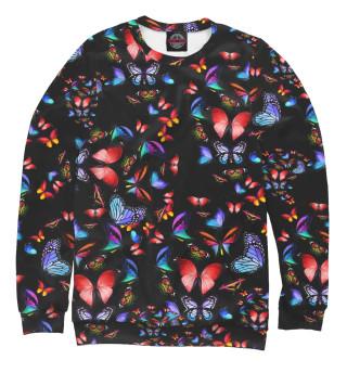 Одежда с принтом Butterfly (227341)