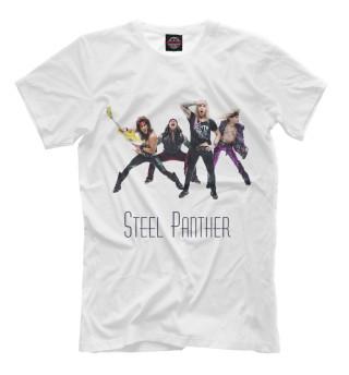 Футболка мужская Steel Panther