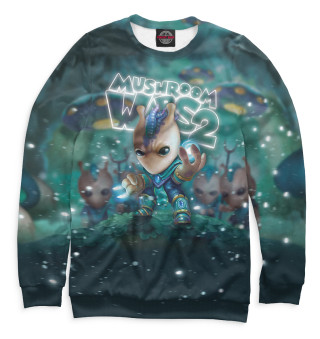 Одежда с принтом Mushroom Wars 2 (644046)