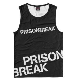 Майка мужская Prison Break (9546)