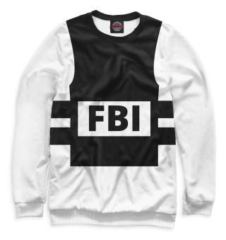 Одежда с принтом FBI (337517)