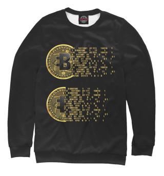 Одежда с принтом Bitcoin (245137)