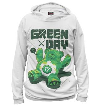Худи женское Green Day (3767)