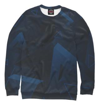 Одежда с принтом Triangle Geometry