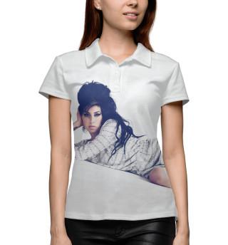 Поло женское Amy Winehouse (4456)