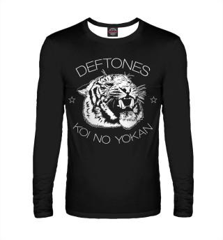 Лонгслив  мужской Deftones (4003)