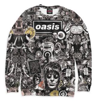Одежда с принтом Oasis (495725)