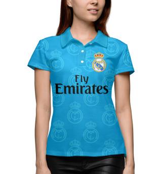 Поло женское Real Madrid (9996)
