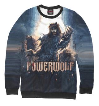 Одежда с принтом Powerwolf